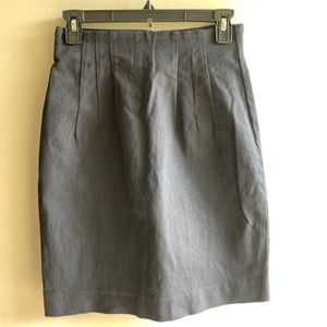 Express Black High Waist Pencil Skirt size 5/6